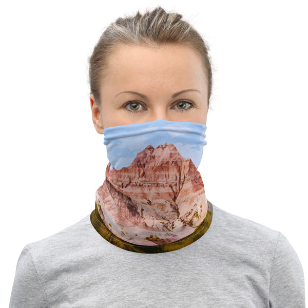 Badlands National Park Neck Gaiter