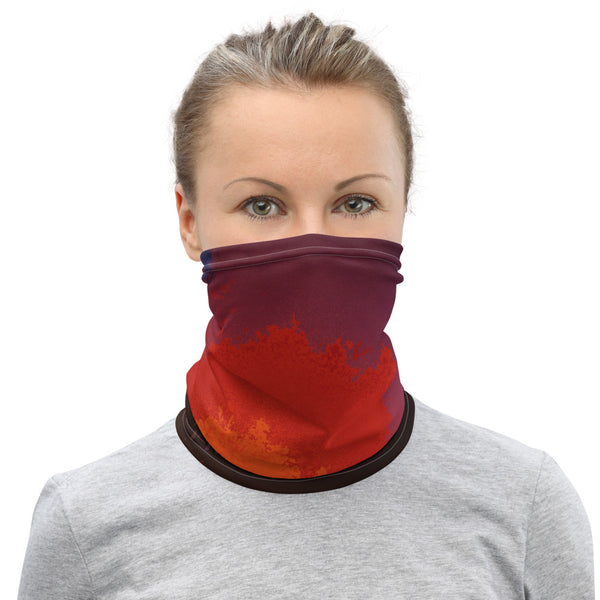 Hawaii Volcanoes National Park Neck Gaiter