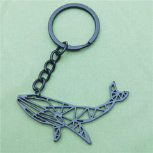 Load image into Gallery viewer, Happy Humpback Keychain
