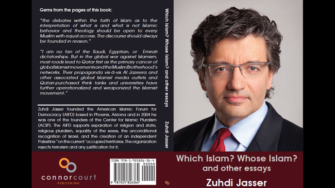 Hot off the Press: Which Islam? Whose Islam? and other essays by Visiting US author Zuhdi Jasser