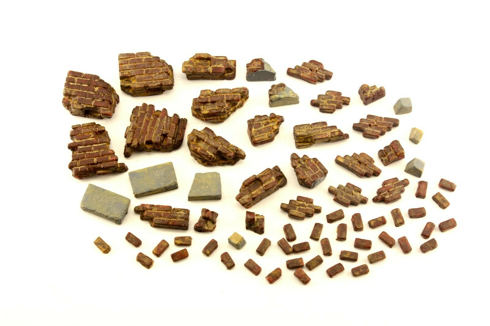 Redog 1:35 Resin Rubble Pile  Dioramas & Scale Modeling - redoguk