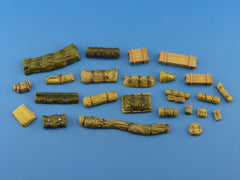 1/35 Military Scale Modelling Resin Stowage Kit Diorama Accessories Kit 7 - redoguk