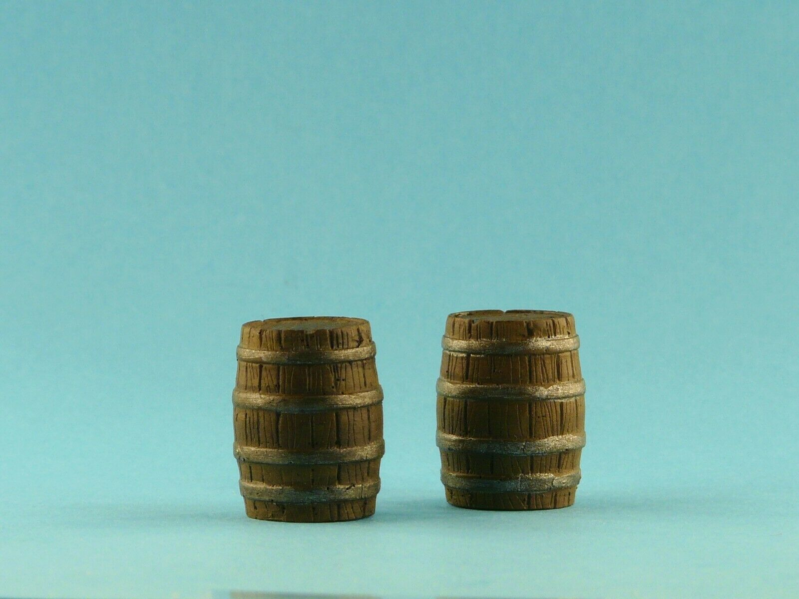 1/48 Beer Barrels Kit Scale Modelling Stowage & Diorama Accessories - redoguk