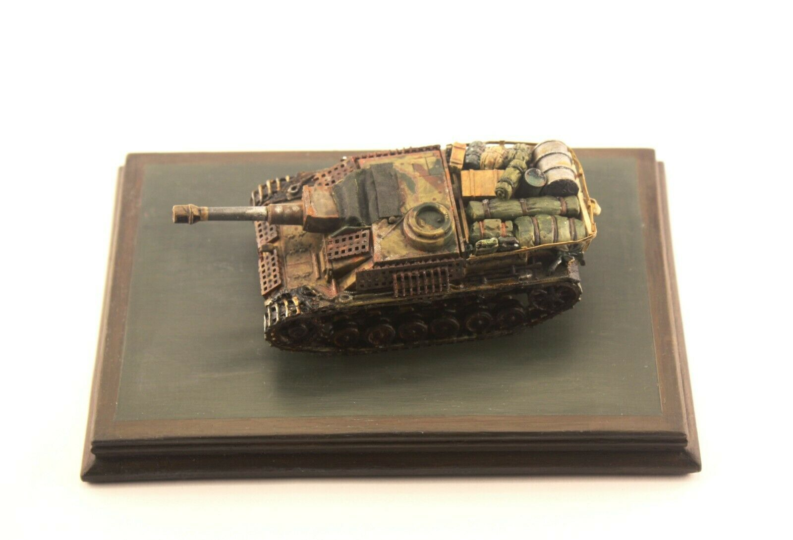Redog 1/72 Exhibition Smart Scale Model Display Base For Tanks And Vehicles /D15 - redoguk