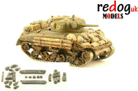 1:72 British WWII Sherman Tank Military Scale Model Stowage Kit Accessories S6 - redoguk
