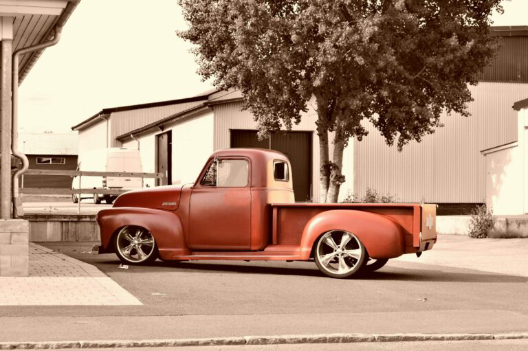 Old Ford Truck that I want to buy