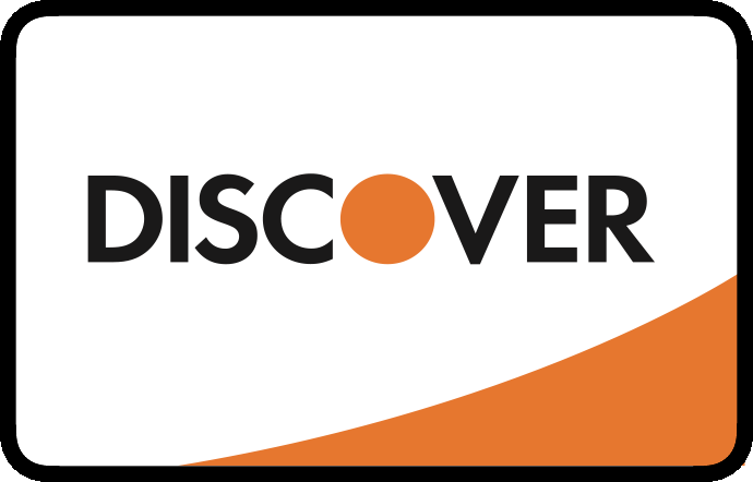 Discover Card Payment Accepted