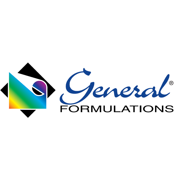 General Formulations large format Media Logo