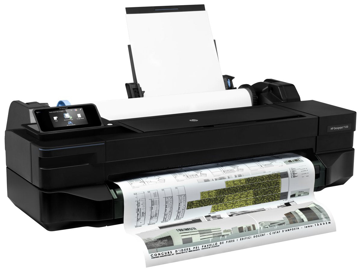HP DesignJet T520 24 Inch printer | CQ891C | Avoid Wasting Time and Money