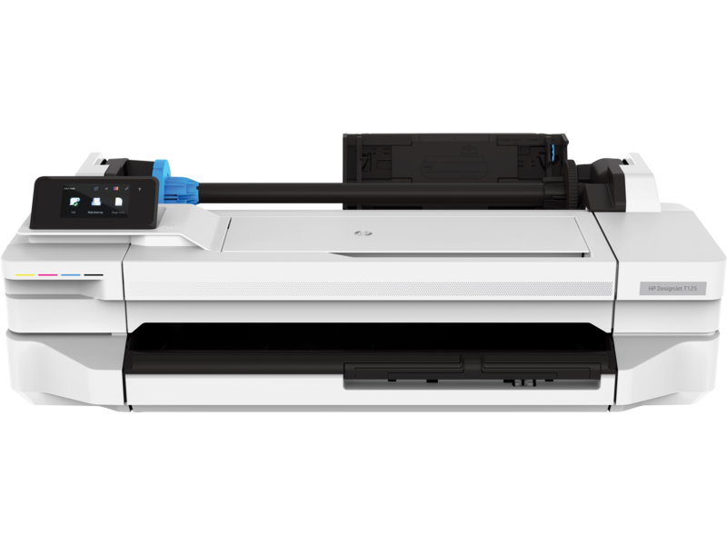 HP DesignJet T125 24 Inch ePrinter | 5ZY57A | Grab Customers Attention