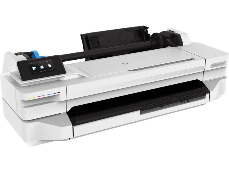 HP DesignJet T125 24 Inch ePrinter | 5ZY57A | Avoid Wasting Time and Money