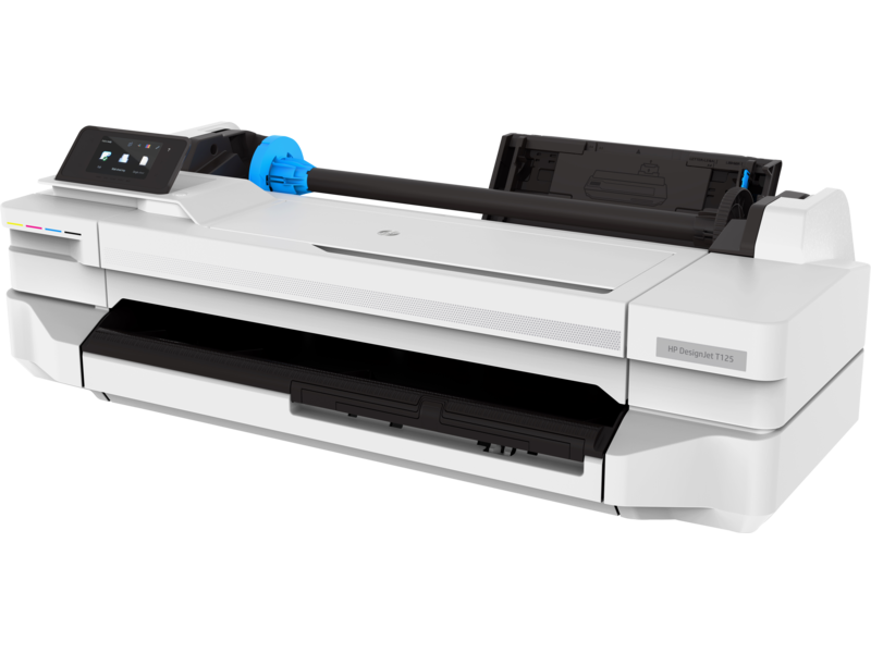HP DesignJet T130 24 Inch ePrinter | 5ZY58A | Make Printing Easier