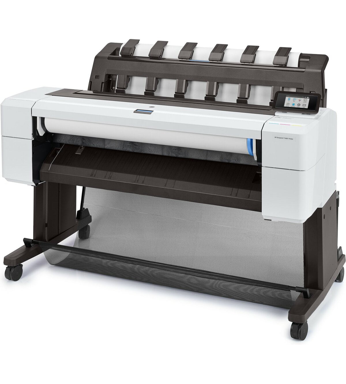 HP DesignJet T1600 Printer Left