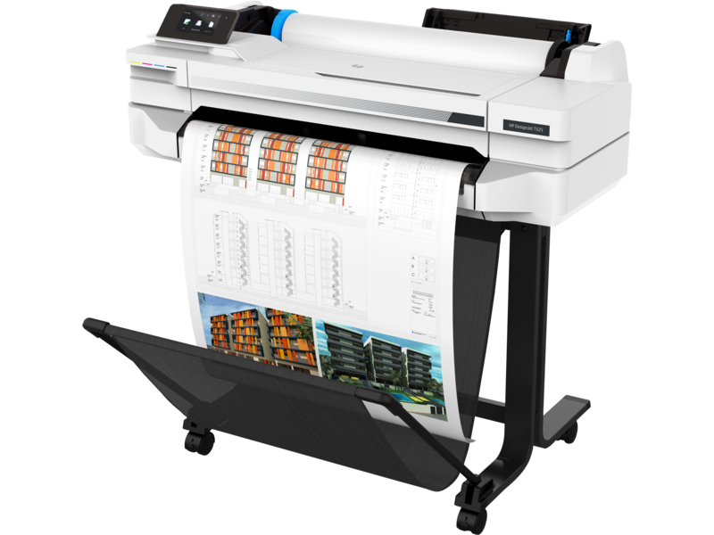 HP DesignJet T525 24 Inch printer | 5ZY59A | Make Printing Easier