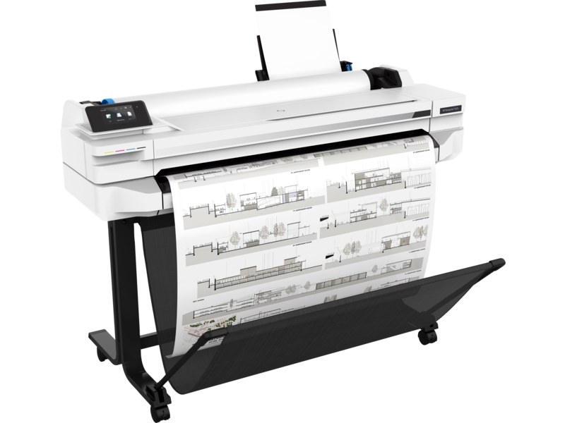 HP DesignJet T530 24 Inch printer | 5ZY60A | Avoid Wasting Time and Money