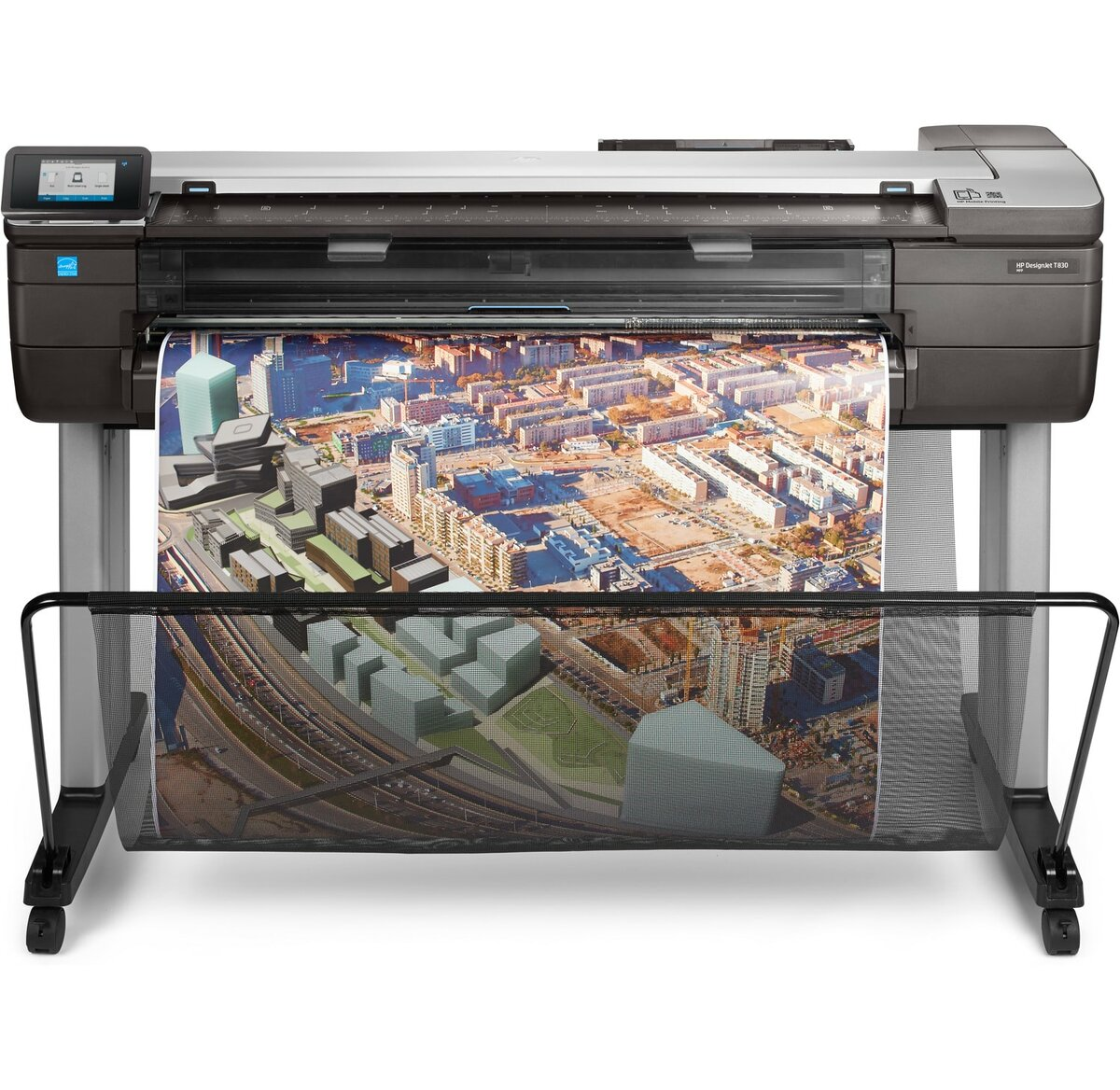 HP DesignJet T830 36-inch Multifunction Printer | F9A30A