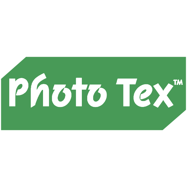 Photo-Tex large format Media Logo