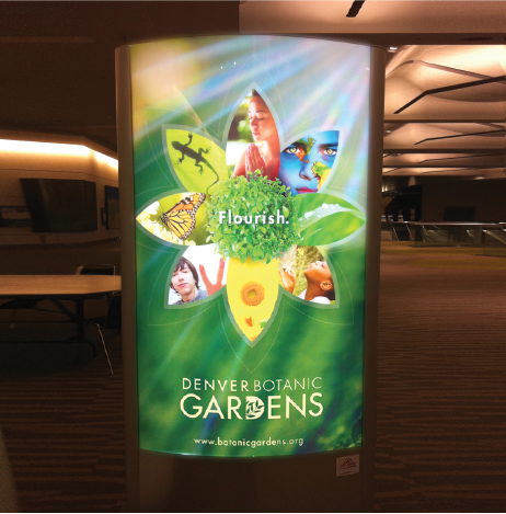 8 Mil Satin Backlit Polyester Film 60 x 100 (3 inch core)
