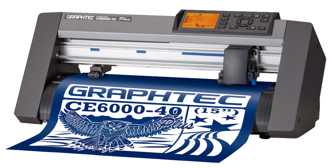 Graphtec CE6000 PLUS Series 19 Inch Cutter