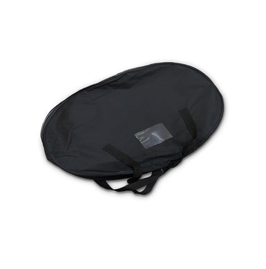 24-5/8 Inch W x 17-1/8 Inch D x 4-1/8 Inch H  Duffle Type Carry Bag