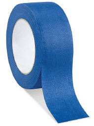 2 inch x 180 foot Blue Painters Tape (12 pack)