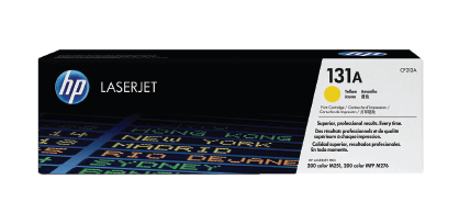 HP 131A Yellow Original Toner Cartridge | CF212A