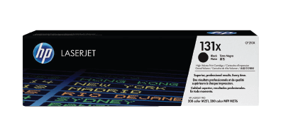 HP 131X High Yield Black Original Toner Cartridge | CF210X