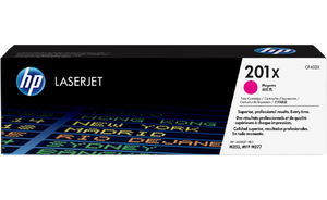 HP 201X High Yield Magenta Toner Cartridge | CF403X
