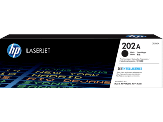 HP 202A Black Original Toner Cartridge | CF500A