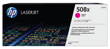 HP 508X High Yield Magenta Original Toner Cartridge | CF363X