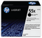 HP 55X High Yield Black Original Toner Cartridge | CE255X