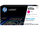 HP 655A Magenta Original Toner Cartridge | CF453A
