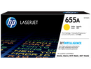 HP 655A Yellow Original Toner Cartridge | CF452A