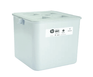 HP 841A Cleaning Container | F9J47A