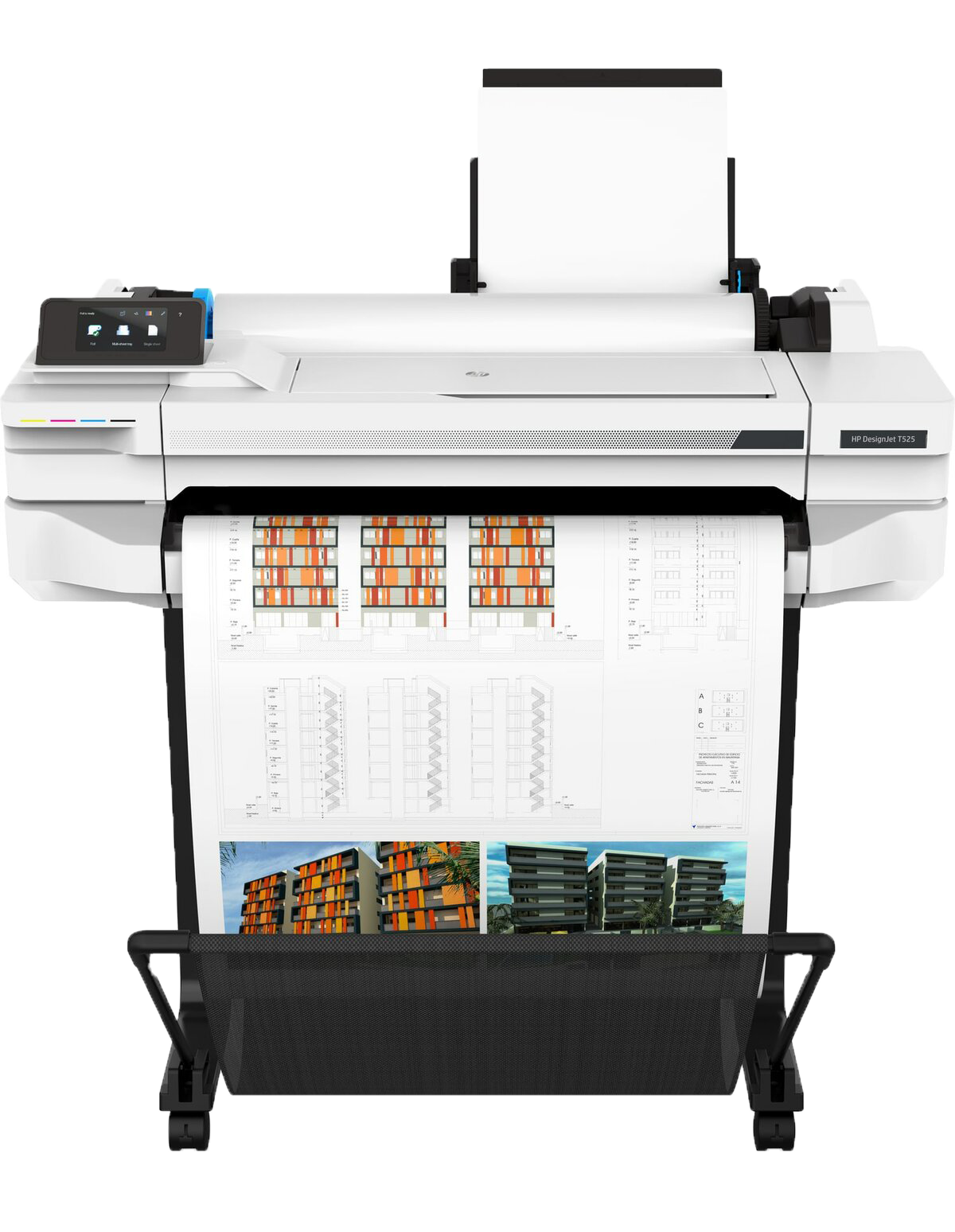 HP DesignJet T530 Printer