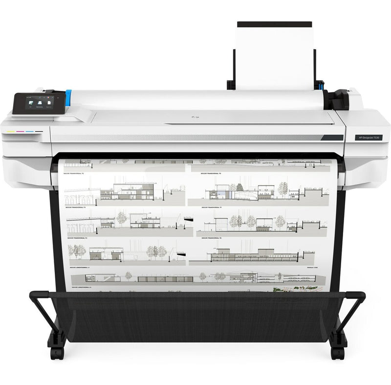 HP DesignJet T530 24 Inch Printer | 5ZY60A