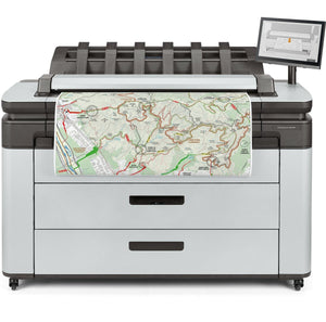 HP DesignJet XL 3600 36 Inch Multifunction Printer with PostScript | 6KD24A