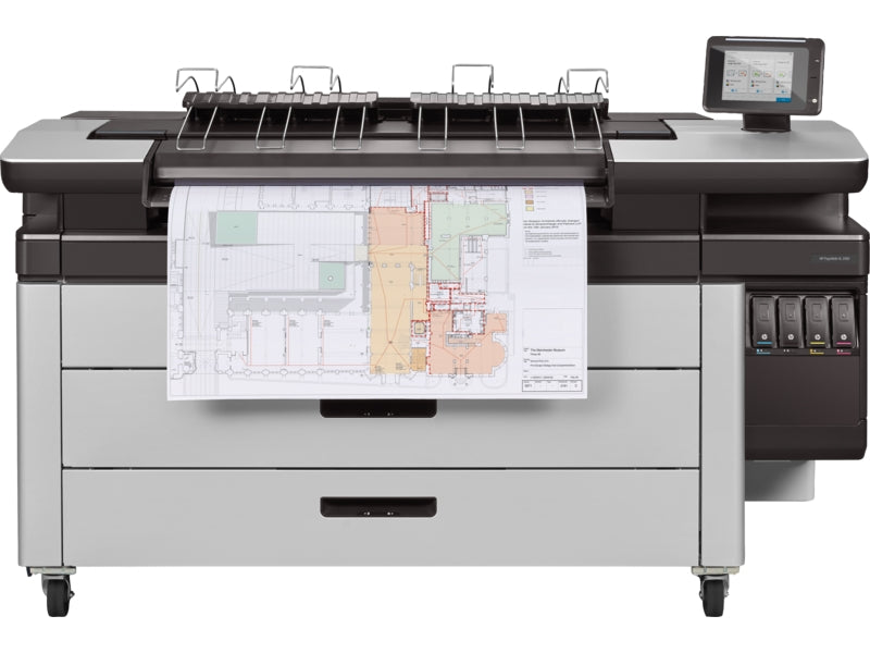 HP PageWide XL 3900 40-in Multifunction Printer with Top Stacker | 6CC85A