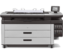 HP PageWide XL 5100 MFP w/ High Capacity Stacker | 2RQ08B
