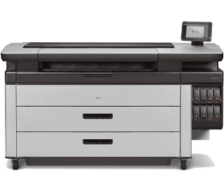 HP PageWide XL 6000 Printer w/ High Capactiy Stacker | 2RQ11B#B1K