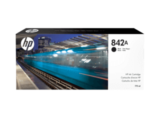 HP 842A 775-ml Black Ink Cartridge | C1Q45A