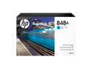 HP 848A 400-ml Cyan Ink Cartridge | F9J83A