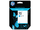 HP 72 69-ml Cyan DesignJet Ink Cartridge | C9398A