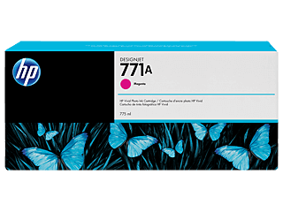 HP 771A 775ml Magenta Designjet Ink Cartridge | B6Y17A