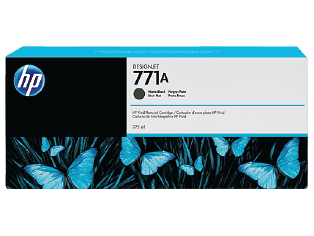 HP 771A 775ml Matte Black Designjet Ink Cartridge | B6Y15A