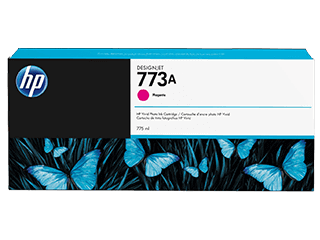 HP 773A 775-ml Magenta Designjet Ink Cartridge | C1Q23A