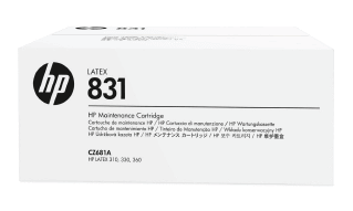 HP 831A Latex Maintenance Cartridge | CZ681A