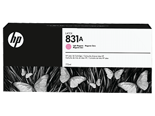 HP 831A  775-ML Light Magenta Latex ink Cartridge | CZ687A