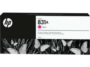 HP 831A  775-ML Magenta Latex ink Cartridge | CZ684A