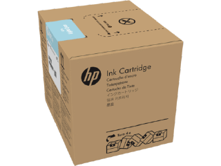HP 871A 3-LITER Light Cyan Latex ink Cartridge | G0Y83D
